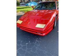 1985 Pontiac Fiero (CC-1421577) for sale in Punta Gorda, Florida