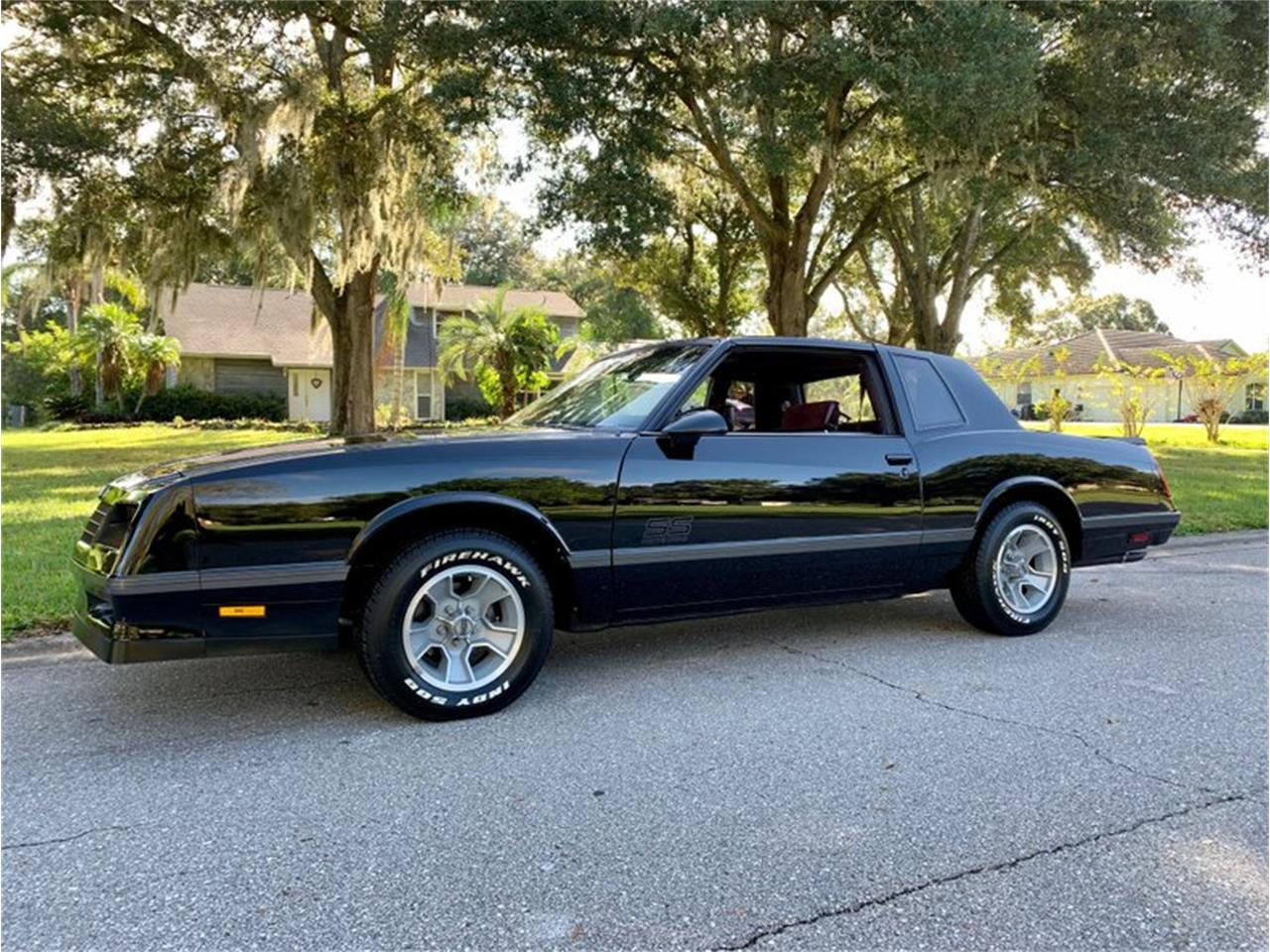 1987 Chevrolet Monte Carlo (CC-1421586) for sale in Punta Gorda, Florida