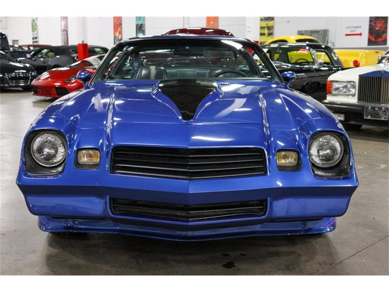 1980 Chevrolet Camaro (CC-1420159) for sale in Kentwood, Michigan