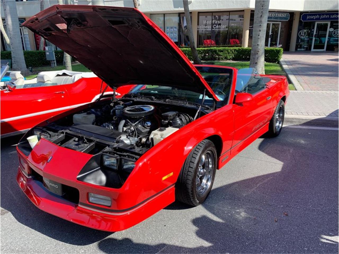 1988 Chevrolet Camaro (CC-1421593) for sale in Punta Gorda, Florida