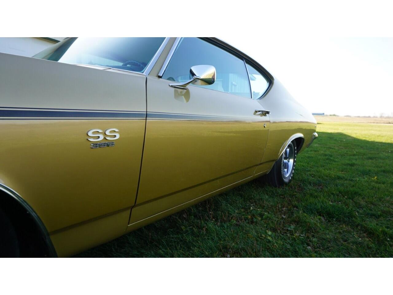 1969 Chevrolet Chevelle (CC-1421598) for sale in Clarence, Iowa