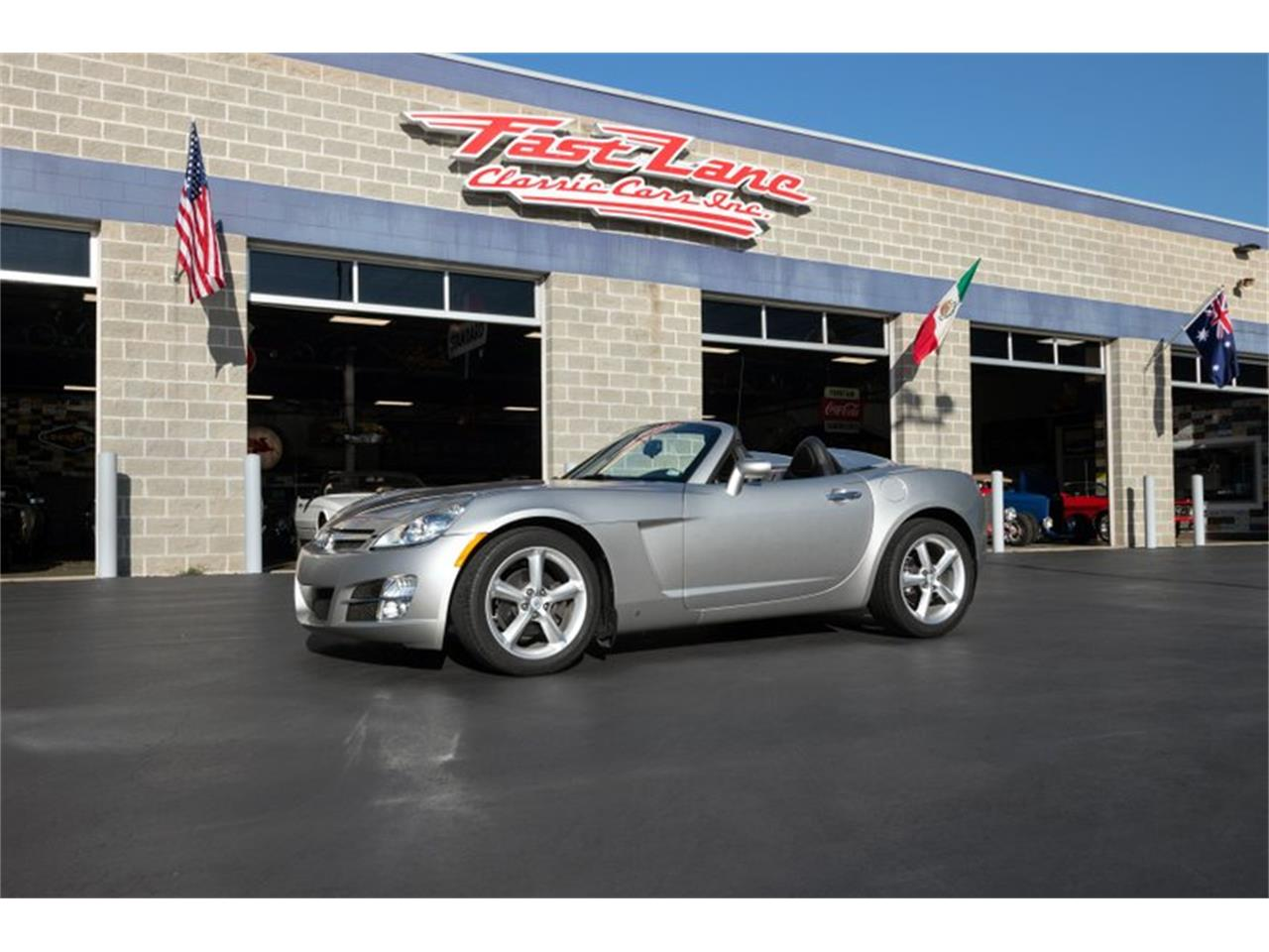 2009 Saturn Sky (CC-1421599) for sale in St. Charles, Missouri