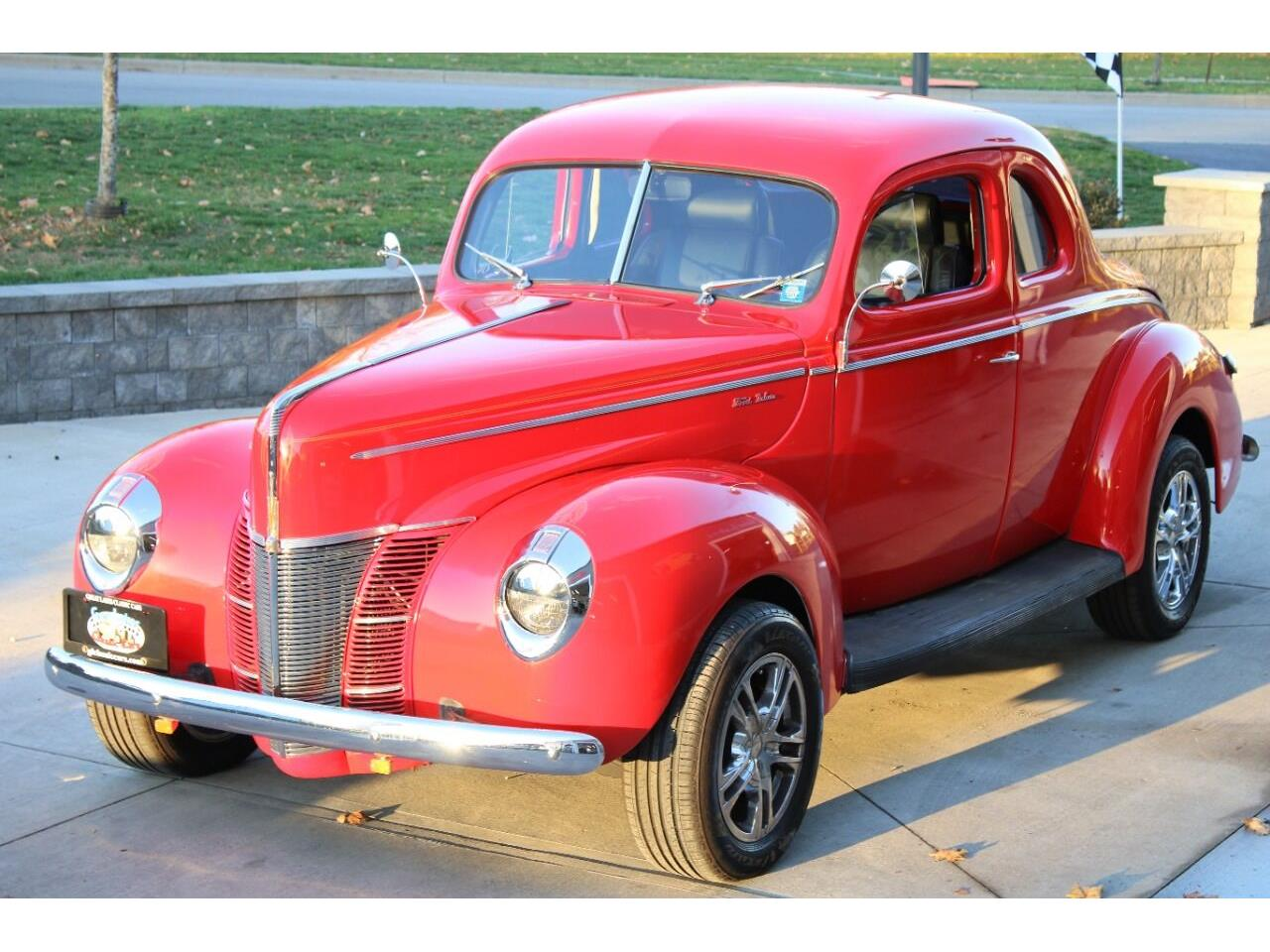 1940 Ford Deluxe (CC-1421604) for sale in Hilton, New York
