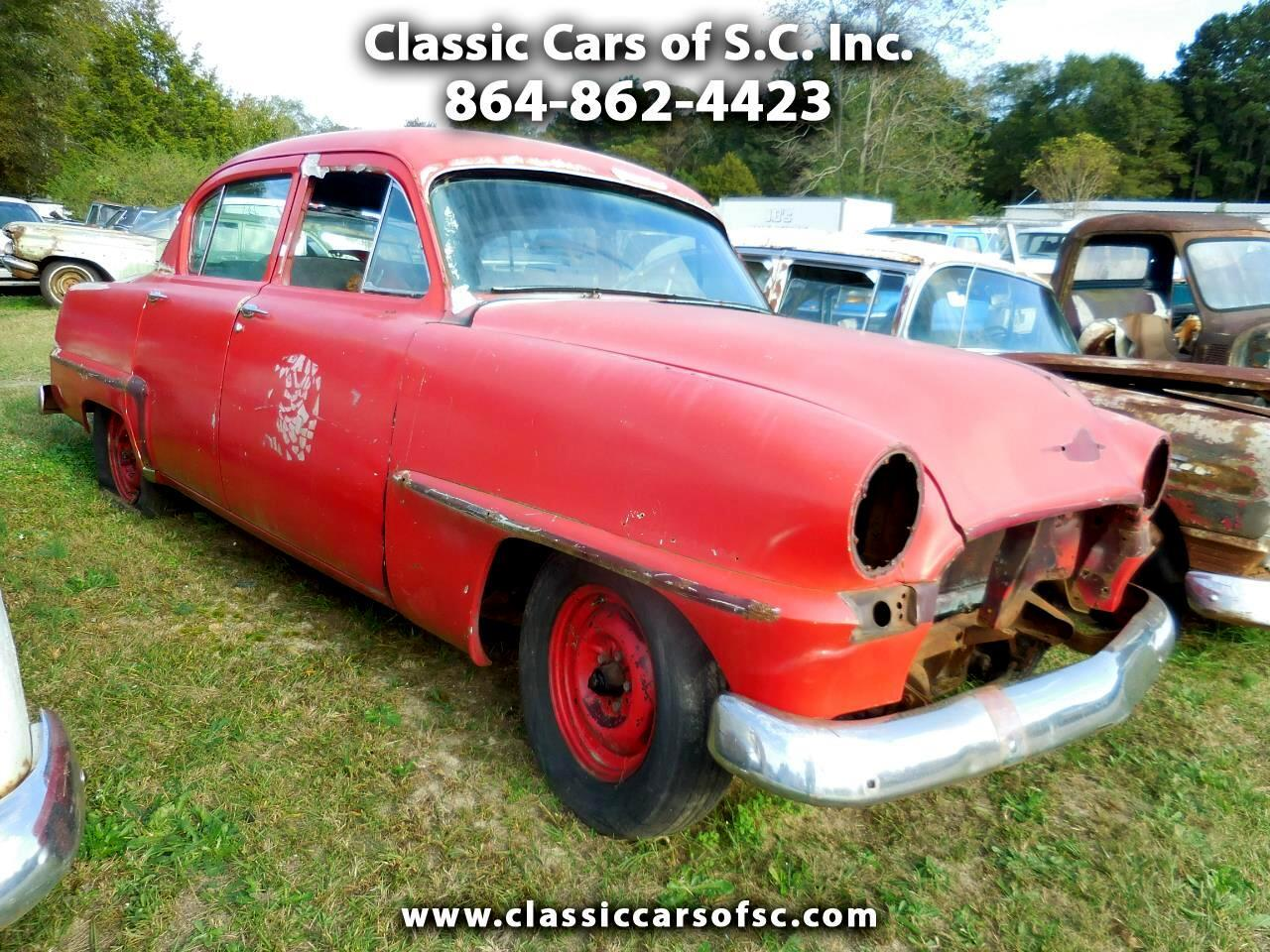 1954 Plymouth Cranbrook (CC-1421608) for sale in Gray Court, South Carolina