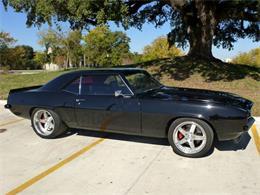 1969 Chevrolet Camaro (CC-1421609) for sale in Arlington, Texas