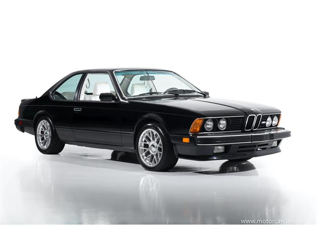 1987 BMW M6 (CC-1421625) for sale in Farmingdale, New York