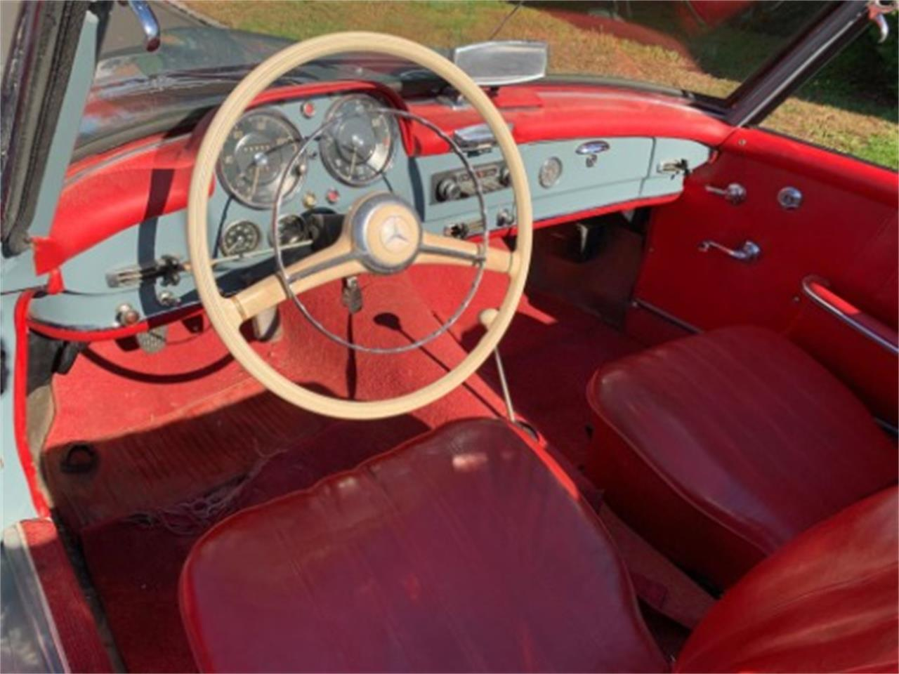 1963 Mercedes-Benz 190SL (CC-1421626) for sale in Astoria, New York