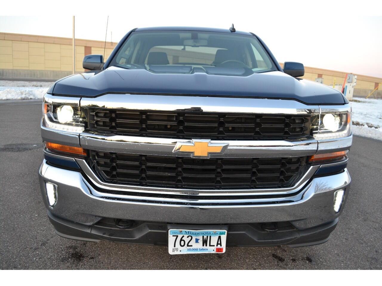 2017 Chevrolet Silverado (CC-1421628) for sale in Ramsey, Minnesota