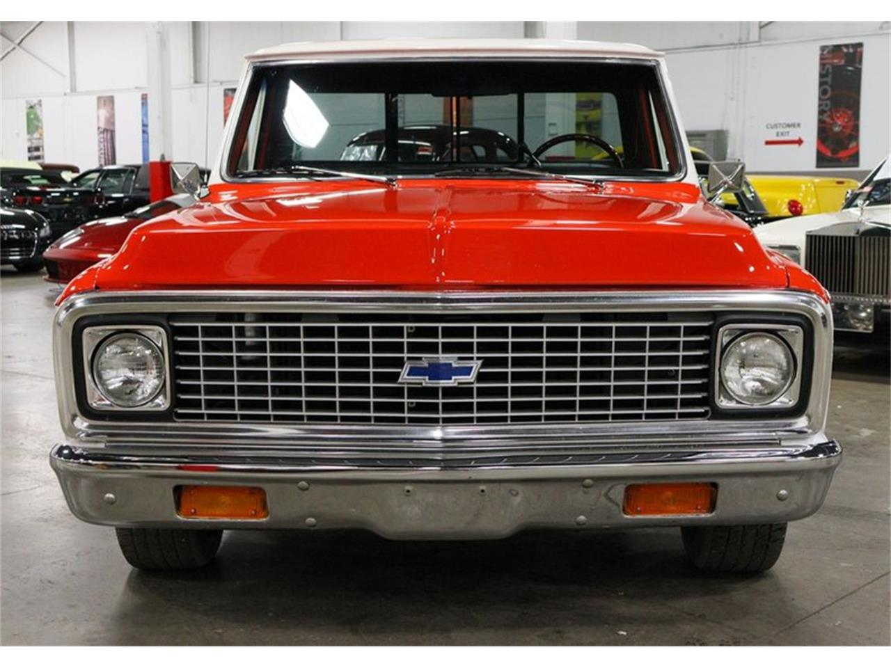 1972 Chevrolet C10 (CC-1420163) for sale in Kentwood, Michigan