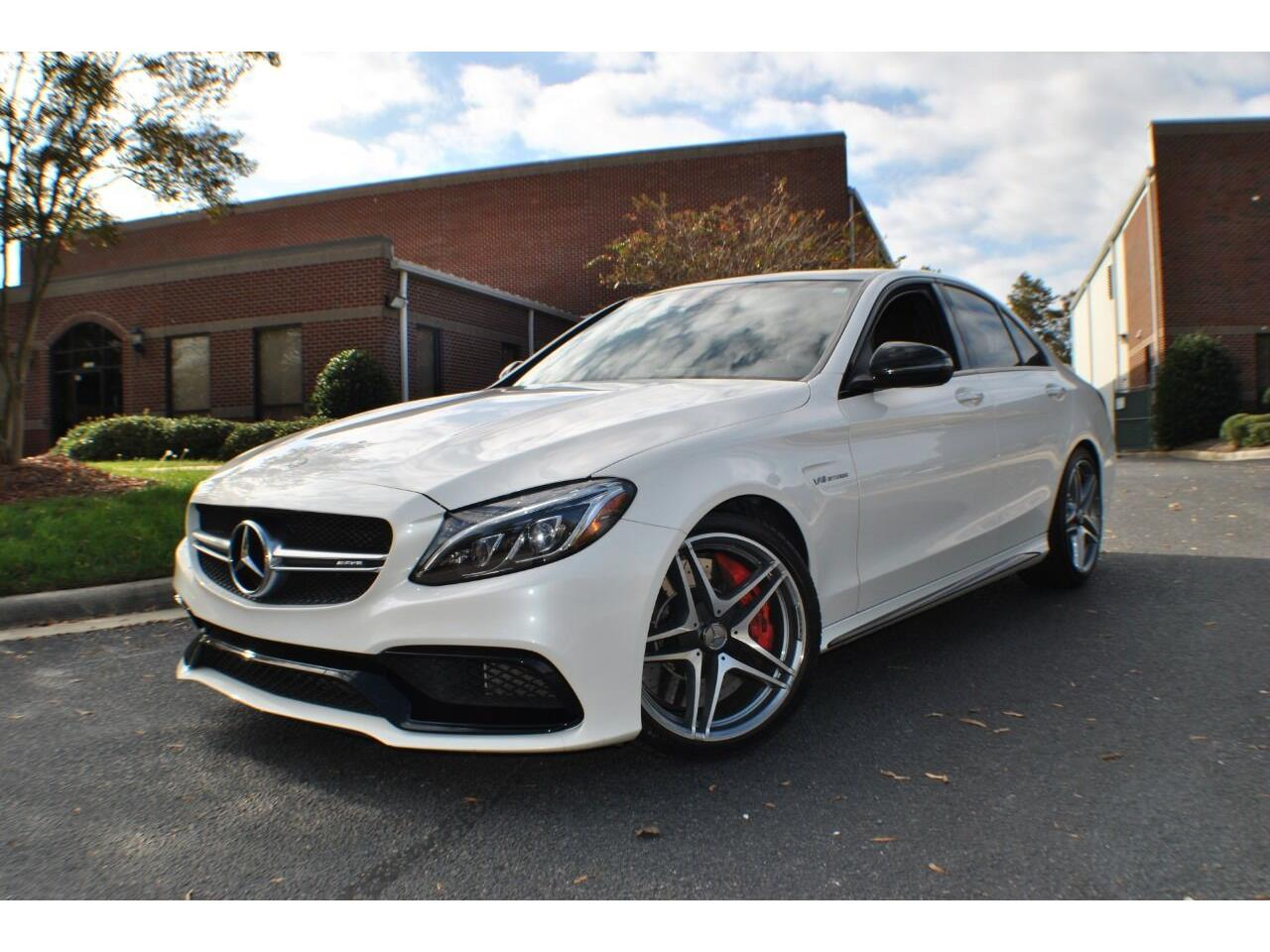 2016 Mercedes-Benz C-Class (CC-1421634) for sale in Charlotte, North Carolina