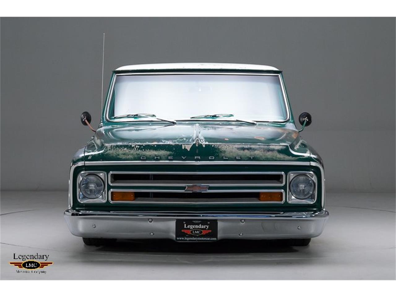 1967 Chevrolet C10 (CC-1421636) for sale in Halton Hills, Ontario