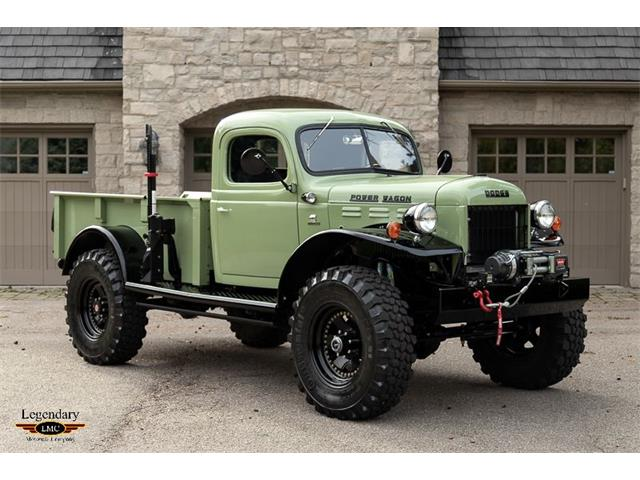 1943 Dodge Power Wagon (CC-1421641) for sale in Halton Hills, Ontario