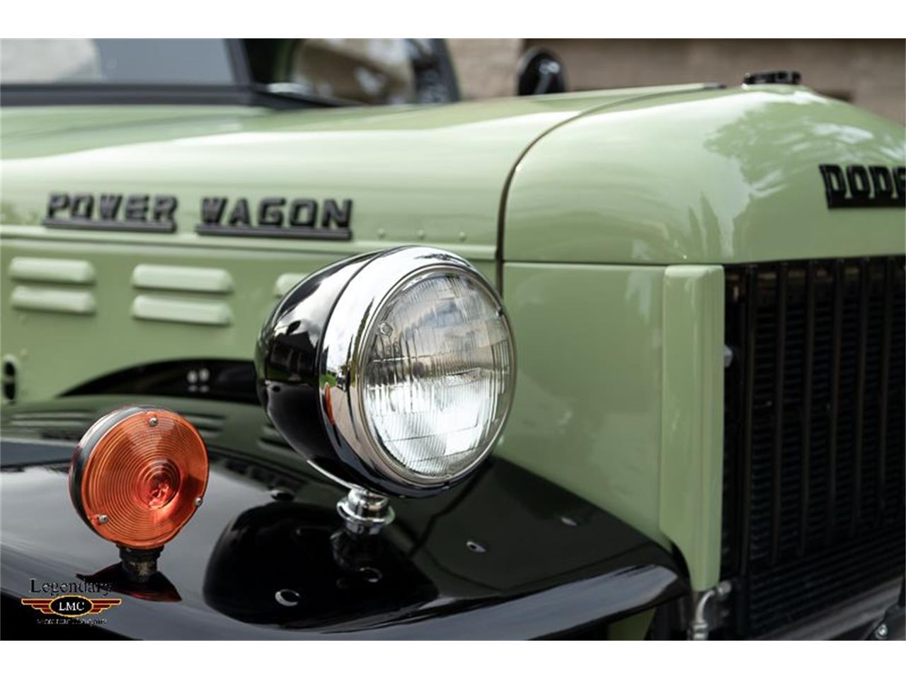 1943 Dodge Power Wagon (CC-1421641) for sale in Halton Hills, Ontario