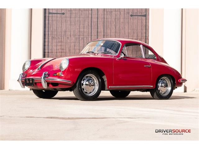 1964 Porsche 356SC (CC-1421642) for sale in Houston, Texas