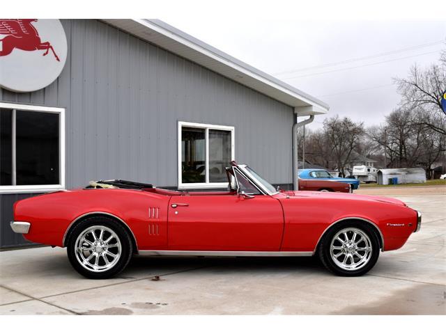 1967 Pontiac Firebird (CC-1421646) for sale in Greene, Iowa