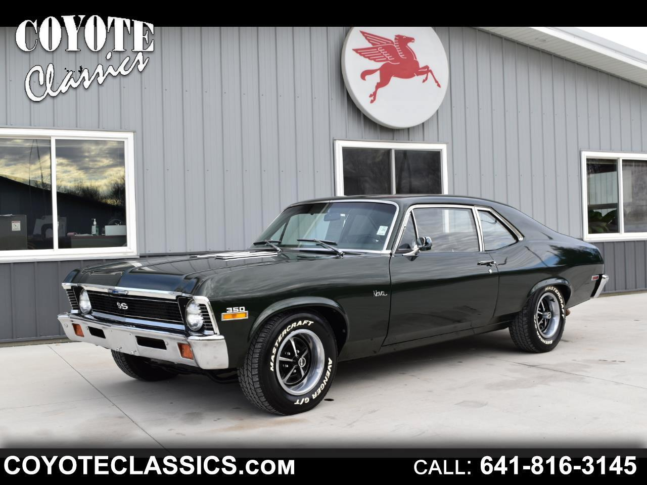 1972 Chevrolet Nova (CC-1421647) for sale in Greene, Iowa