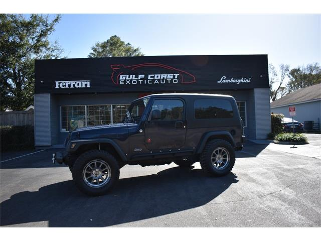 2006 Jeep Wrangler (CC-1421657) for sale in Biloxi, Mississippi