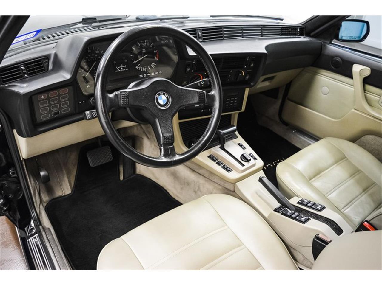 1987 BMW 635csi (CC-1421660) for sale in Sherman, Texas