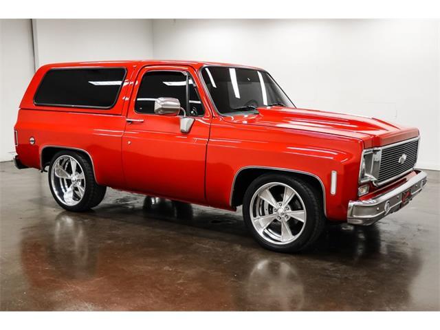 1978 Chevrolet Blazer (CC-1421661) for sale in Sherman, Texas