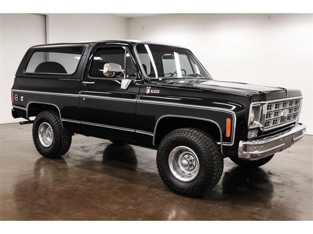 1978 Chevrolet Blazer (CC-1421664) for sale in Sherman, Texas
