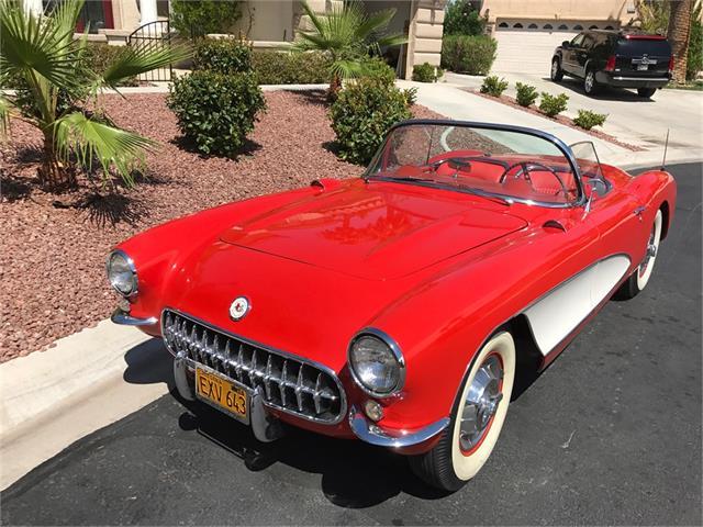 1957 Chevrolet Corvette (CC-1421668) for sale in Las Vegas, Nevada
