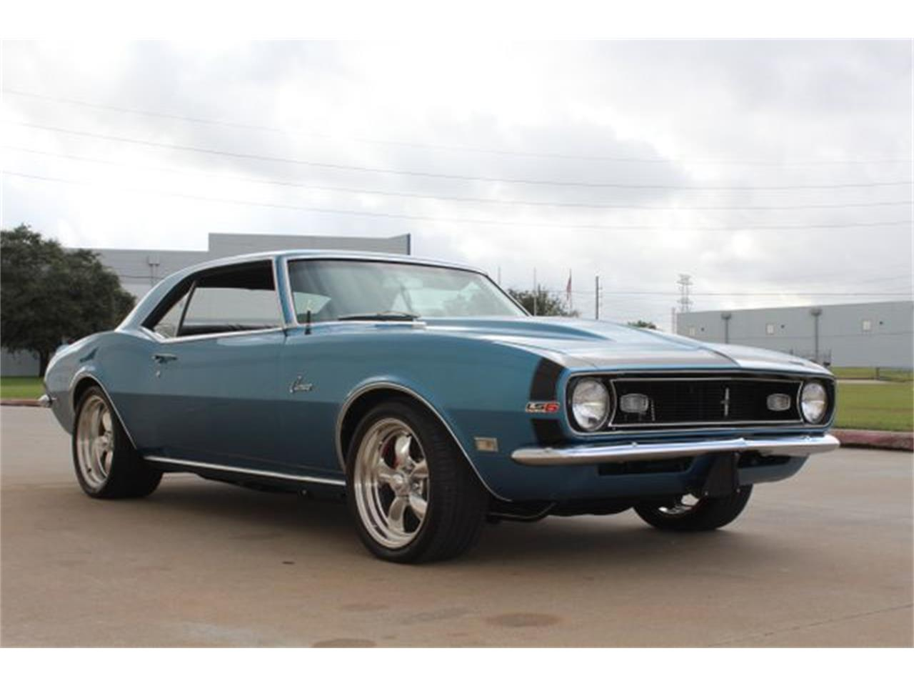 1968 Chevrolet Camaro (CC-1421669) for sale in Houston, Texas