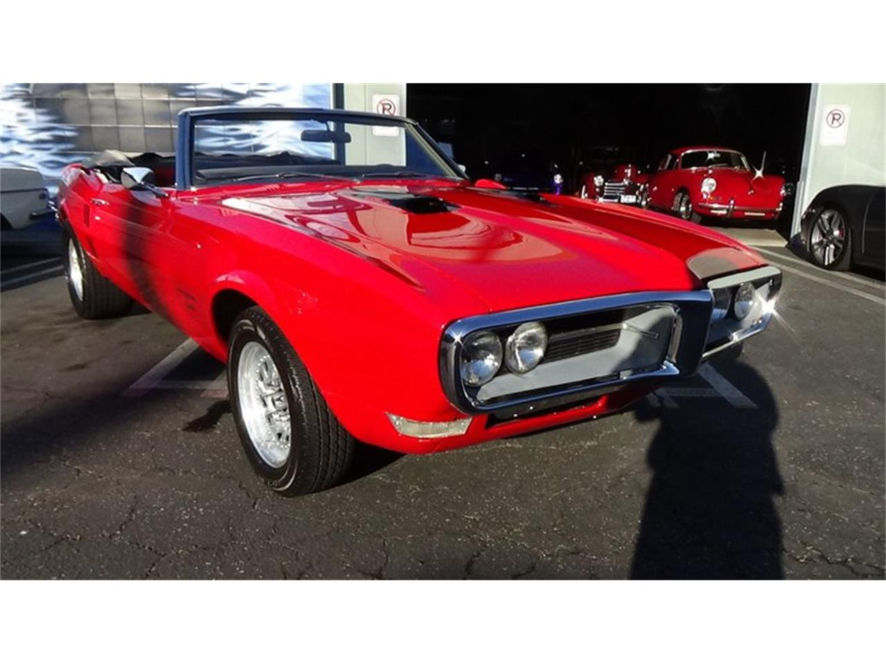 1968 Pontiac Firebird (CC-1421670) for sale in Laguna Beach, California