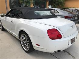 2011 Bentley Continental (CC-1421672) for sale in Delray Beach, Florida