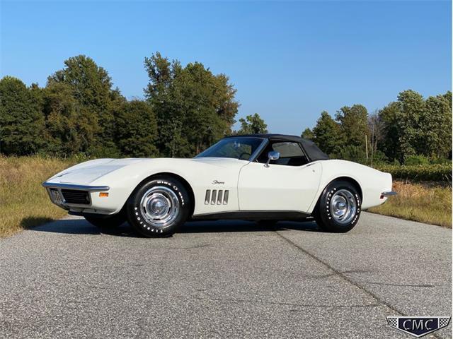 1969 Chevrolet Corvette (CC-1421674) for sale in Apex, North Carolina