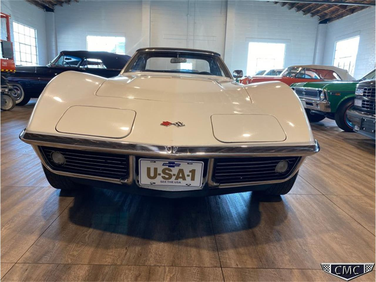 1969 Chevrolet Corvette (CC-1421674) for sale in Apex, North Carolina