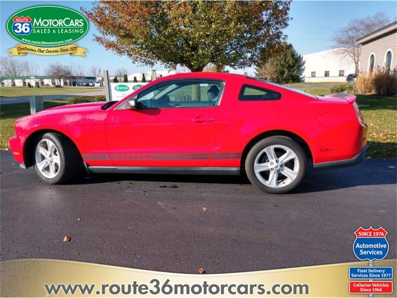 2010 Ford Mustang (CC-1421680) for sale in Dublin, Ohio