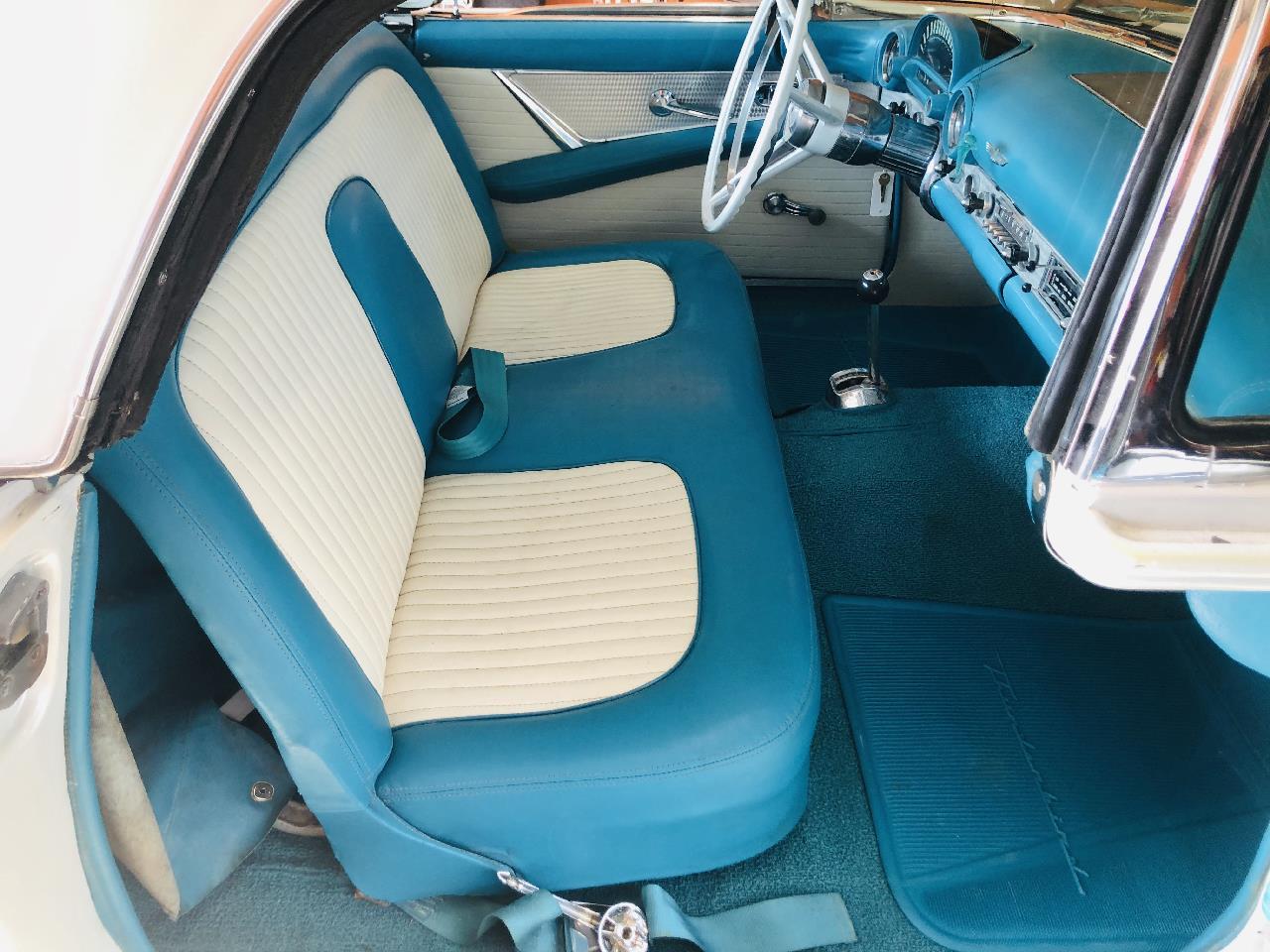 1956 Ford Thunderbird (CC-1421681) for sale in Wilson, Oklahoma