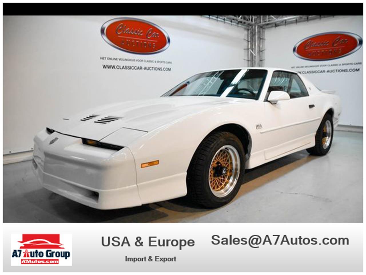 1990 Pontiac Firebird Trans Am GTA (CC-1421682) for sale in Holly Hill, Florida