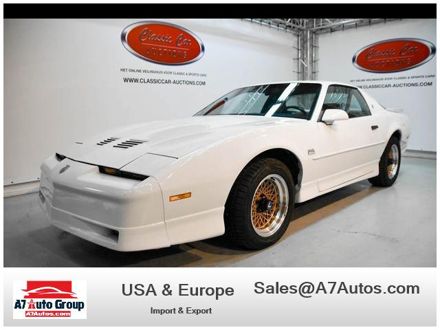 1990 Pontiac Firebird Trans Am GTA (CC-1421682) for sale in Holly Hill, Florida