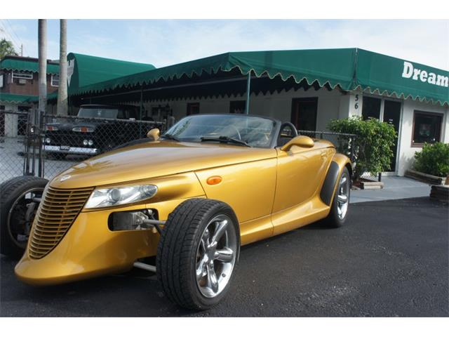 2002 Plymouth Prowler (CC-1421686) for sale in Lantana, Florida