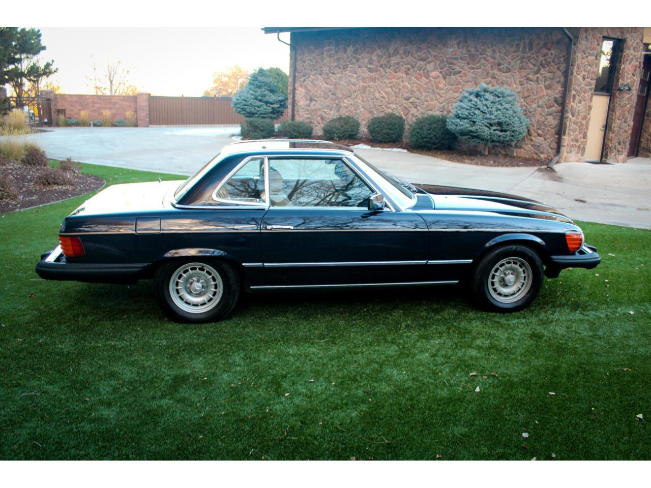 1983 Mercedes-Benz 380SL (CC-1421689) for sale in Greeley, Colorado