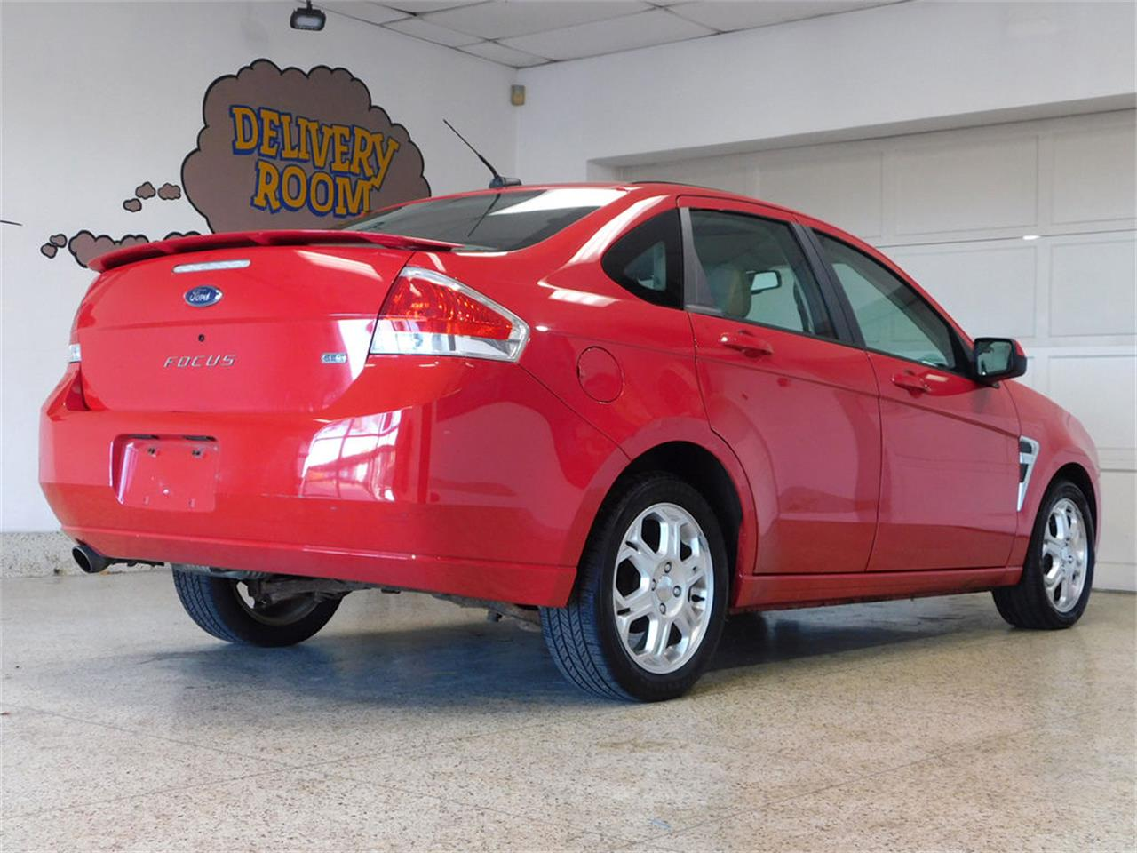 2008 Ford Focus (CC-1420169) for sale in Hamburg, New York