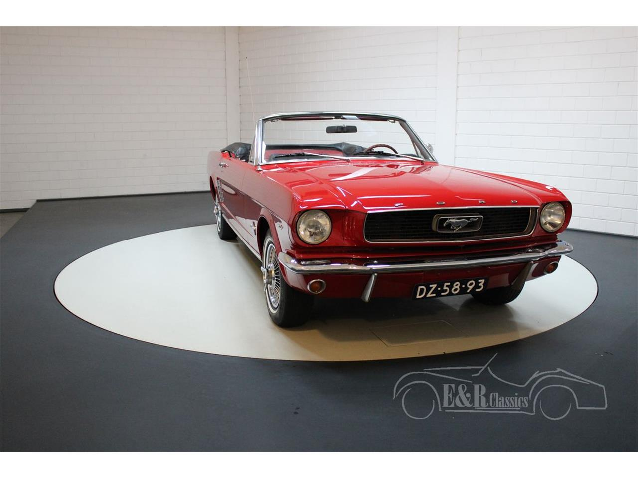 1966 Ford Mustang (CC-1421702) for sale in Waalwijk, Noord-Brabant