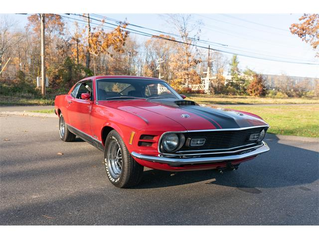 1970 Ford Mustang Mach 1 (CC-1421708) for sale in Orange, Connecticut