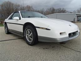1985 Pontiac Fiero (CC-1421709) for sale in JEFFERSON, Wisconsin