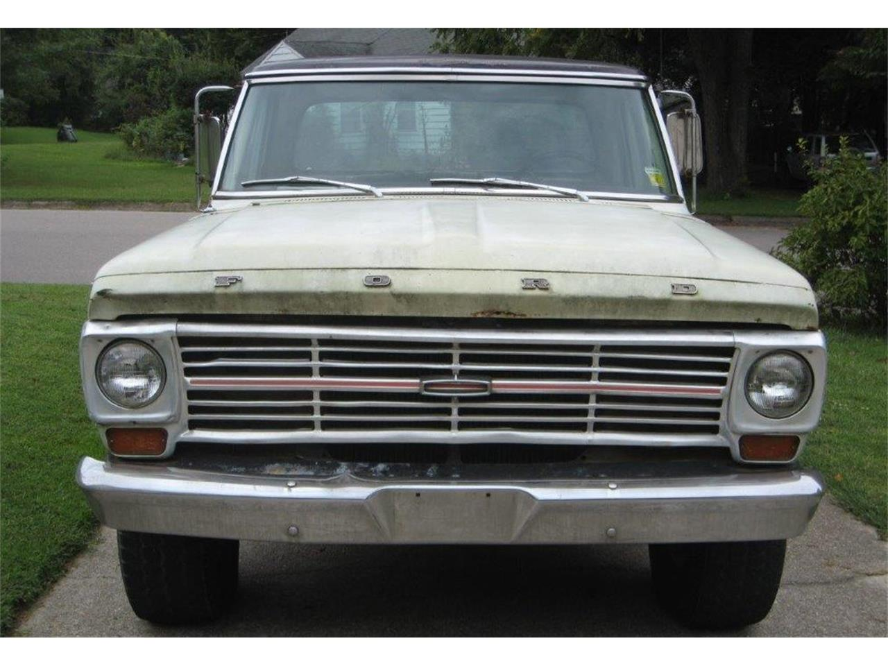1969 Ford F100 (CC-1421721) for sale in Raleigh, North Carolina