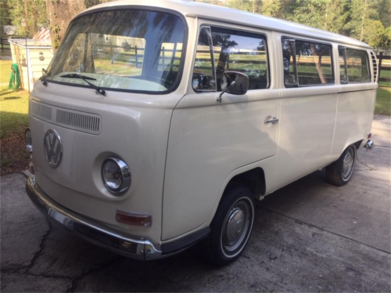 1971 Volkswagen Bus (CC-1421724) for sale in Tallahassee, Florida