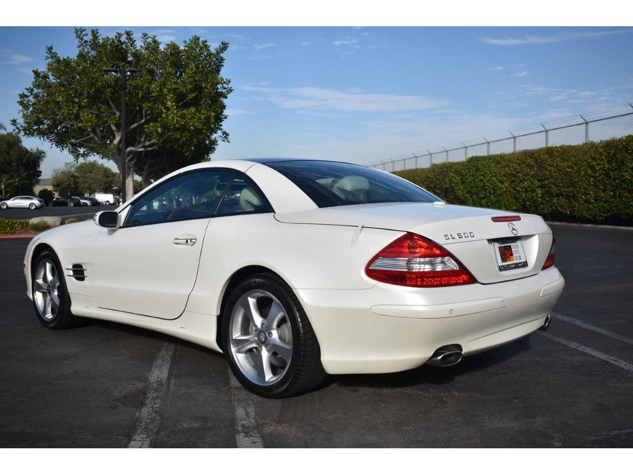 2008 Mercedes-Benz SL600 (CC-1421725) for sale in Costa Mesa, California
