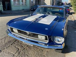 1968 Ford Mustang GT/CS (California Special) (CC-1421733) for sale in Oakland, California