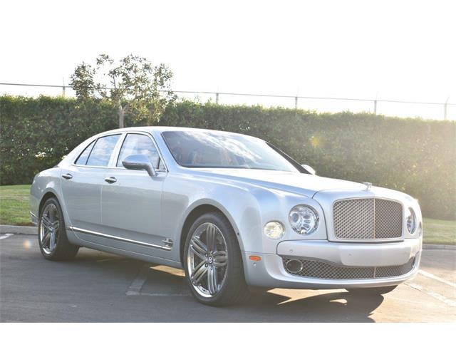 2012 Bentley Mulsanne S (CC-1421748) for sale in Costa Mesa, California