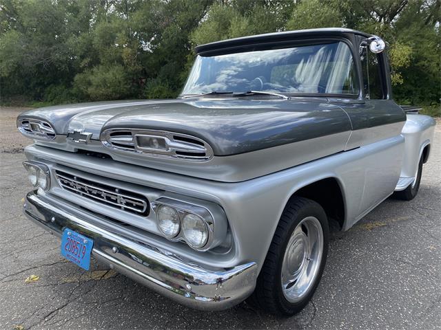 1961 Chevrolet Apache (CC-1421752) for sale in Stillwater, Minnesota