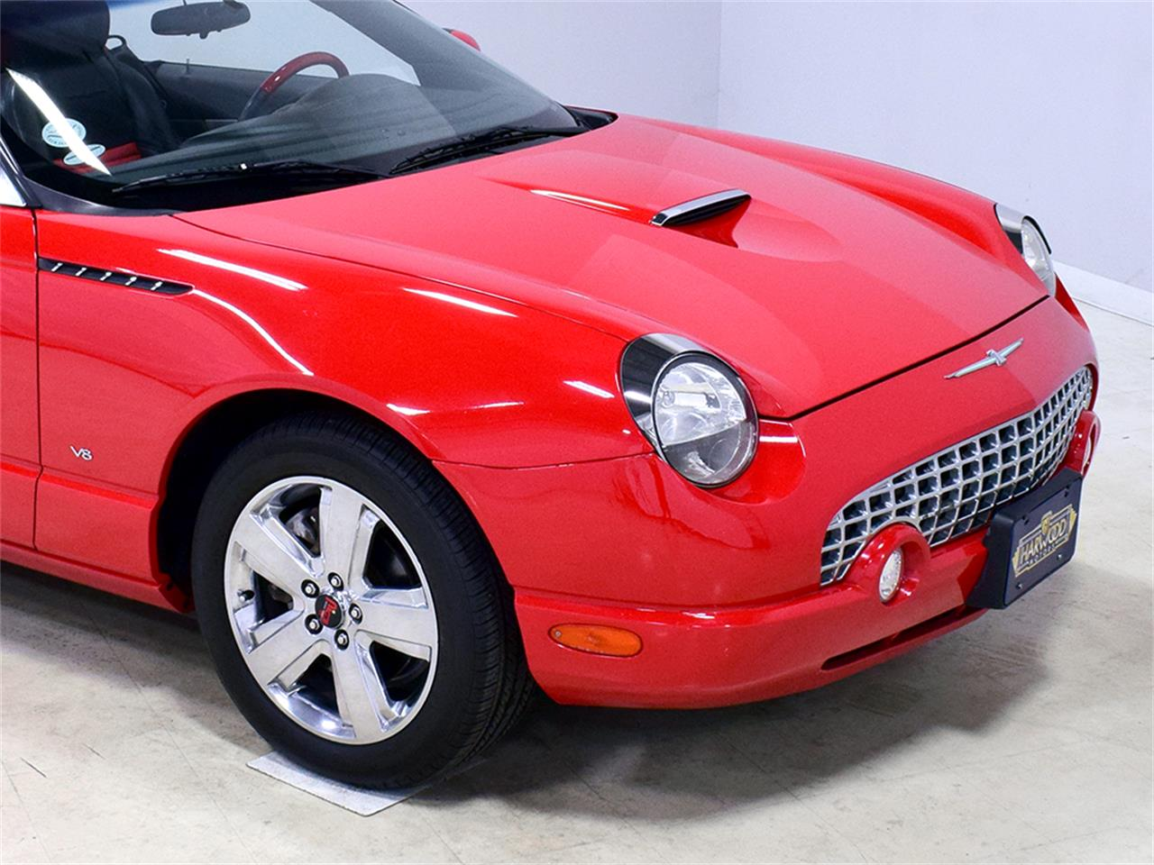2002 Ford Thunderbird (CC-1421754) for sale in Macedonia, Ohio