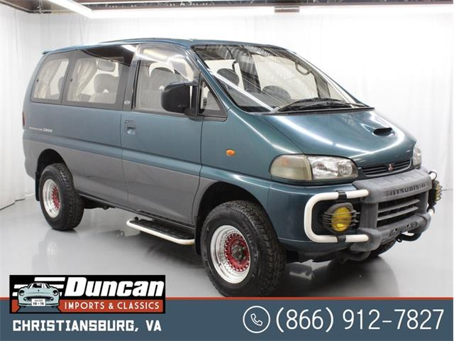 1994 Mitsubishi Delica (CC-1421757) for sale in Christiansburg, Virginia