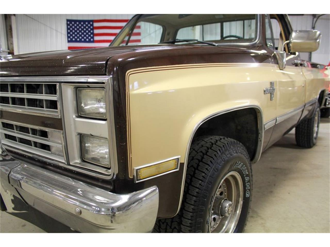 1985 Chevrolet K-10 (CC-1421759) for sale in Kentwood, Michigan