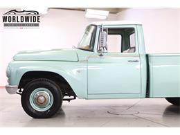 1966 International 1/2 Ton Pickup (CC-1421776) for sale in Denver , Colorado